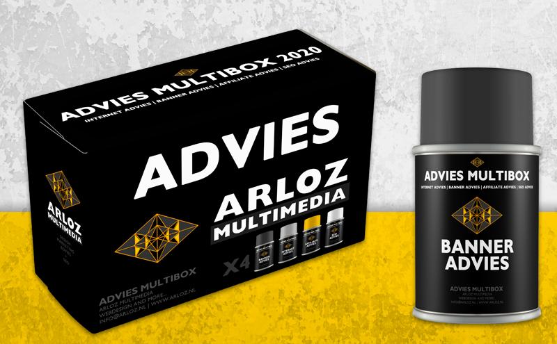 Banner advies door Arloz