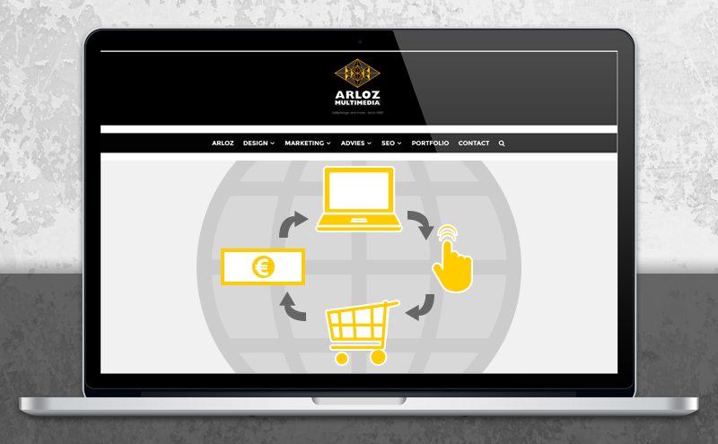 Affiliate marketing webdesigner Arloz