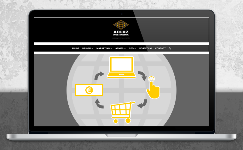 Affiliate marketing en e-commerce door Arloz