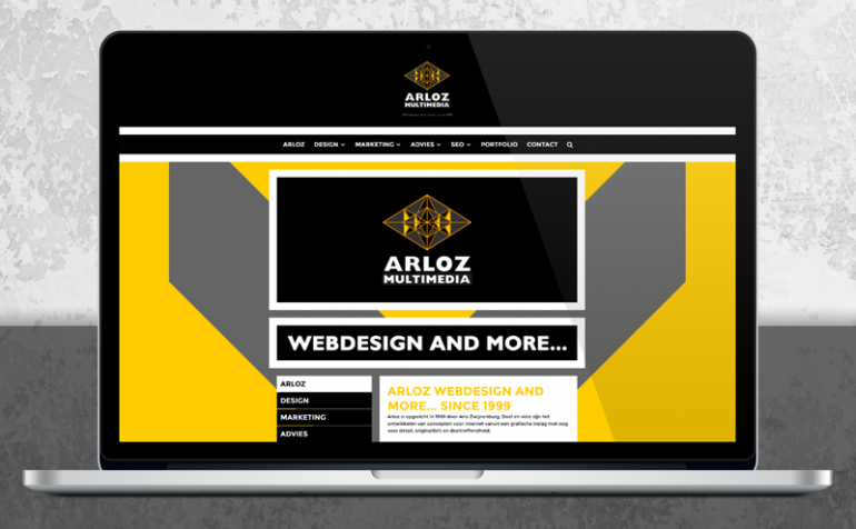 Arloz Webdesign and more... since 1999