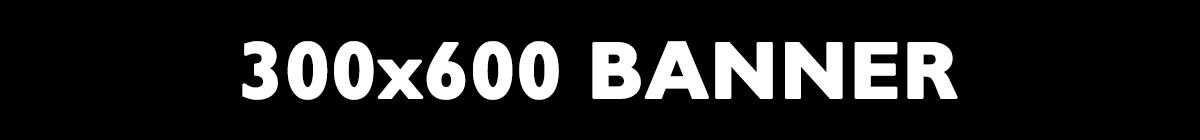 300x600 banner