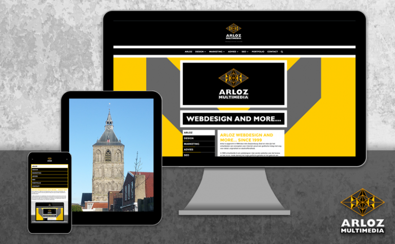 Webdesign vanuit Oldenzaal (Twente)
