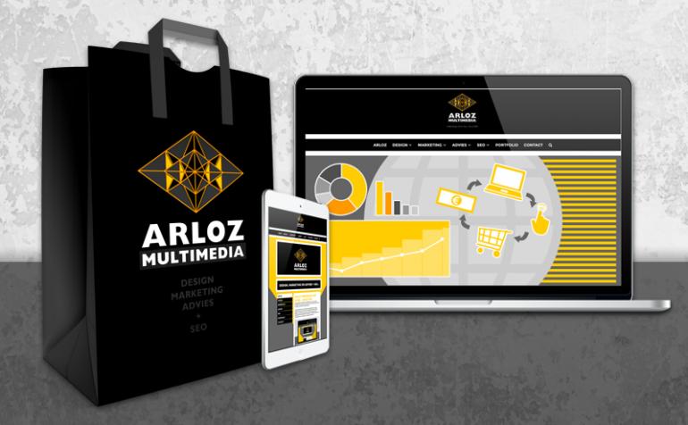 Webshop ontwerp vanuit Oldenzaal Twente Arloz e-ccommerce